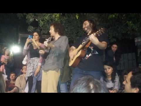 DAMIEN RICE Aftershow - Naples May 19th, 2017 - HIGH AND DRY