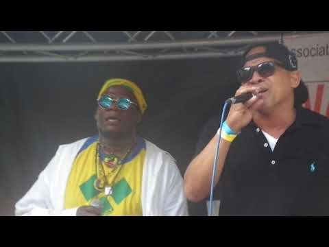 ZOUK & SOCA  MUSIC STAGE  NOTTING HILL CARNIVAL AUG 27 2017