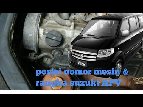 Posisi Nomor Mesin Grand New Avanza Konsumsi Bensin All Kijang Innova Rangka Suzuki Apv
