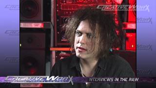 Robert Smith of The Cure Interview Part 1