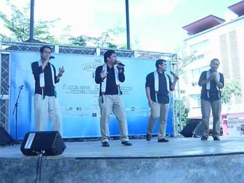 ( Saujana - Patah Hati ) Roadshow Anugerah Nasyid 2012