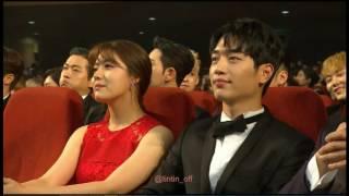 Chi Pu tại lễ trao giải Asia Artist Awards 2016 ( Korea )