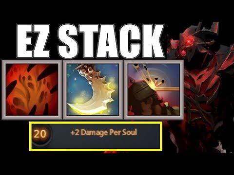 Double Stack Soul + Essence + Headshot   Dota 2 Ability Draft thumbnail