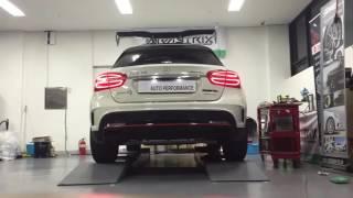 видео Официальный релиз Mercedes-Benz GLA 45 AMG