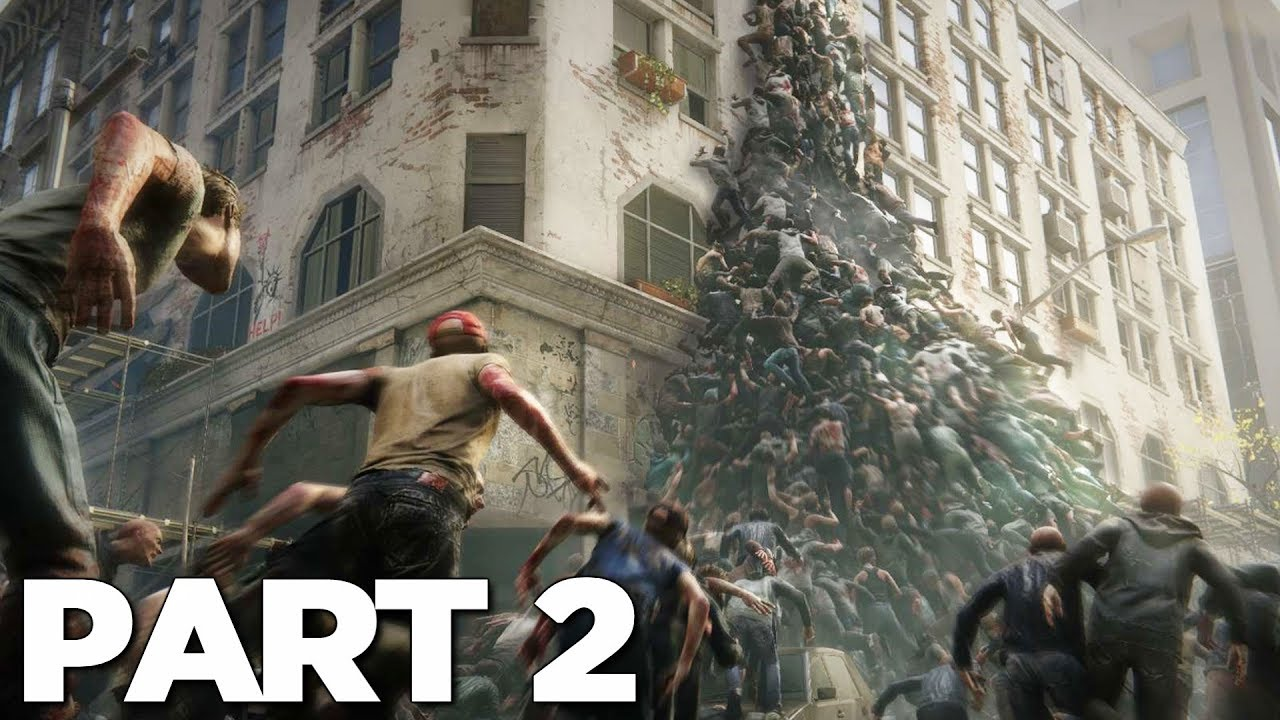 Download WORLD WAR Z Walkthrough Gameplay Part 2 - NEW YORK (WWZ Game)