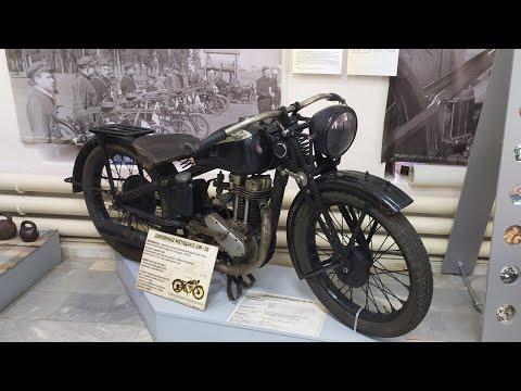 Ижевский музей мотоциклов. Подробный обзор мотоциклов ИЖ (часть1)