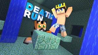 DERECEYE GİRMEYE ÇALIŞIYORUZ !! | Minecraft | Death Run (Ölüm Yarışı) | Bölüm - 2 | ft.Anılcan Aslan