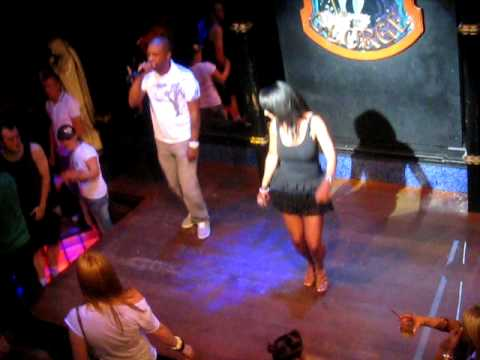 Bad Girl (At Night) ft. Lisa Maffia- live in Dublin, the George