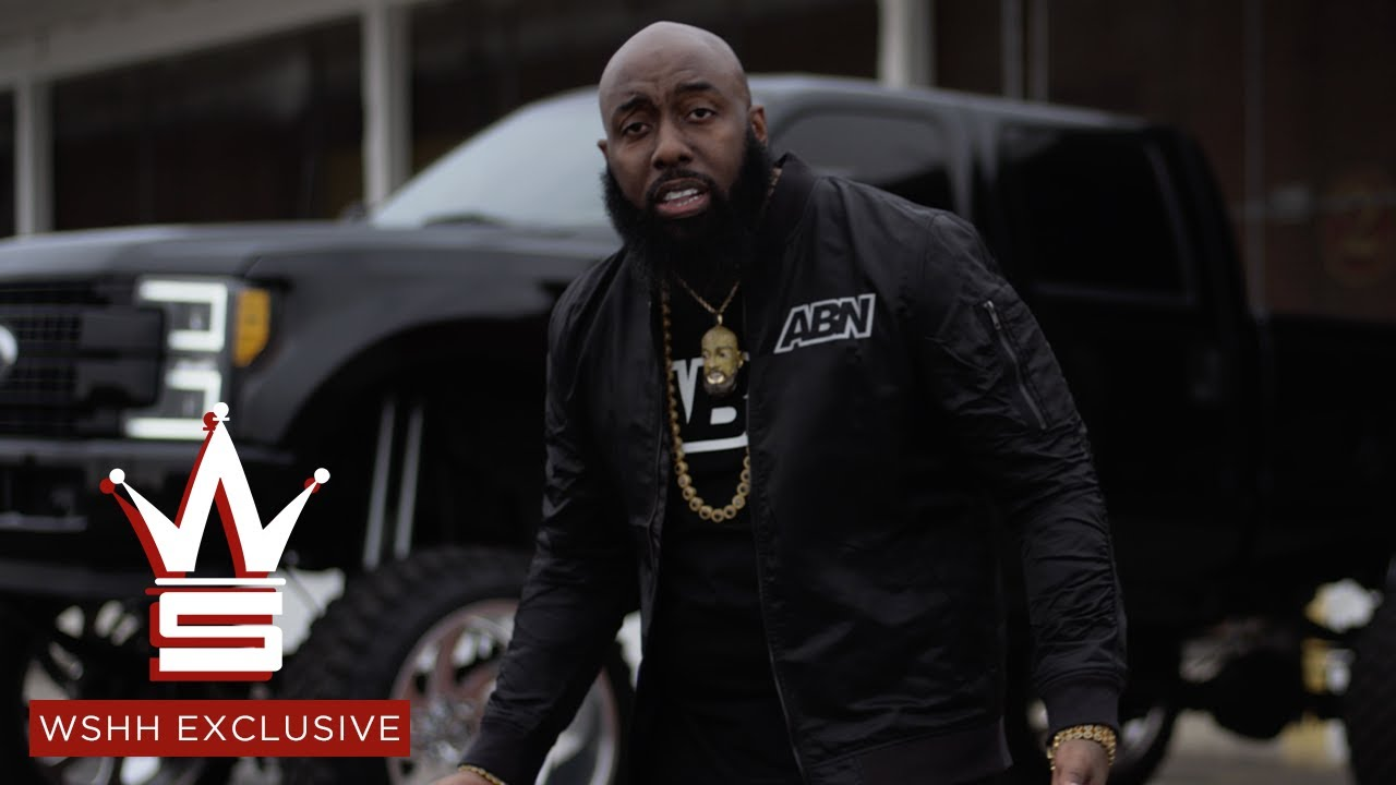 "Trae Tha Truth - ""Slidin"" (Rmx) ft. E-40 O.T. Genasis & More (Official Music Video)"