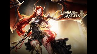 League Of Angels 3 Game play 2013 LvL 999