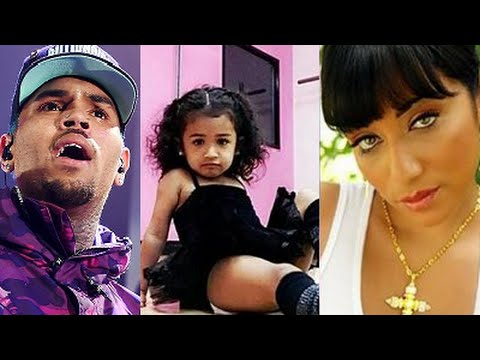 Chris Brown Blasts Nia Guzman For Dressing Royalty Like A Teenager !!!
