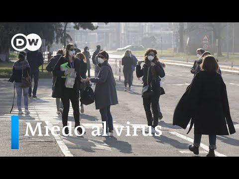 Alarma por propagación del coronavirus fuera de China
