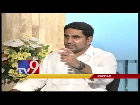 Nara Lokesh completes 100 days as AP Minister - Special Interview - TV9