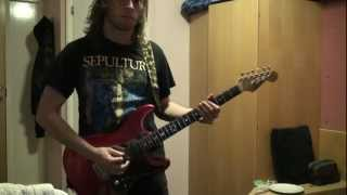 Sepultura - Slave New World (Guitar Cover)