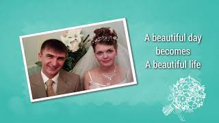 13 лет, Кружевная Свадьба Владимира и Анны Скрылевых .