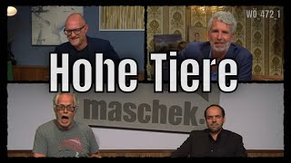Maschek – Hohe Tiere
