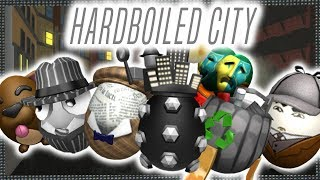 Roblox Egg Hunt 2018: Hardboiled City How to Get All Eggs [FULL GUIDE]
