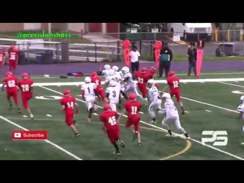 Ary'eon Jack I #5 RB I Showalter Middle School I Highlight Reel 2018