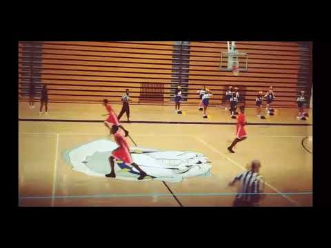 Emerson Mosley Druid Hills High School Guard