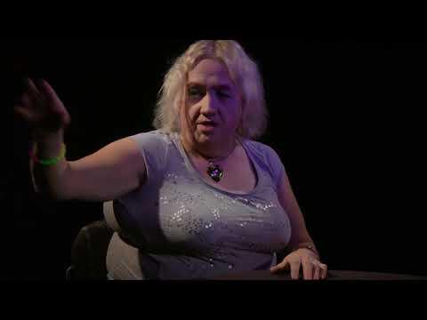 SUSAN STONE ( I AM DANCE OF LIFE DOCUMENTARY BY RANDY SHINN )