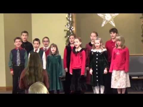 Christmas at Our House by Kettle Moraine Baptist Academy Elementary Choir