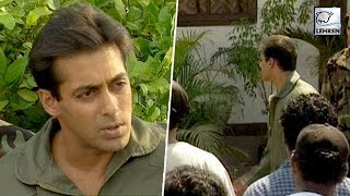 Salman Khan's Rare Interview From His Movie Pyaar Kiya Toh Darna Kya | LehrenTV