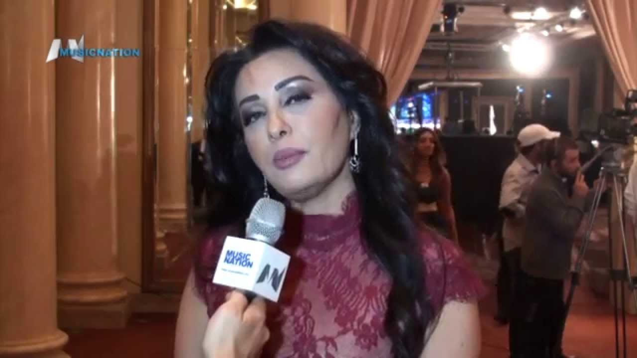 Latifa |Interview At BIAF| لطيفة - YouTube