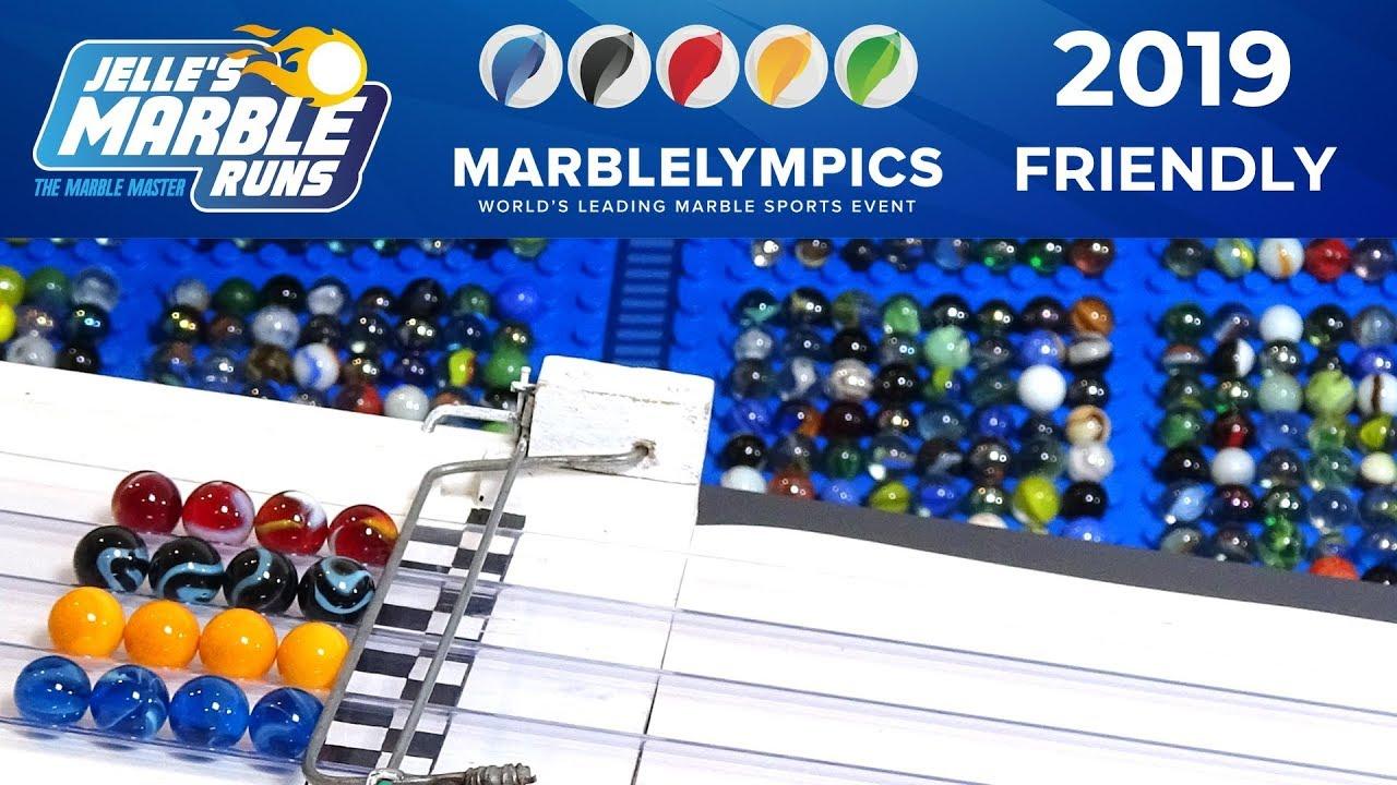 Latest Races Marblelympics Live