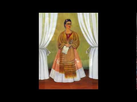 The Works of Frida Kahlo de Rivera