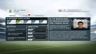 Fifa 14 PC | Modo Carrera Un Jugador | Menudo Equipejo | Ep.1