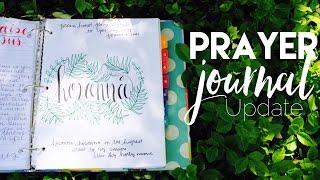 PRAYER JOURNAL Walk Through UPDATE & My Prayer Journey/Testimony