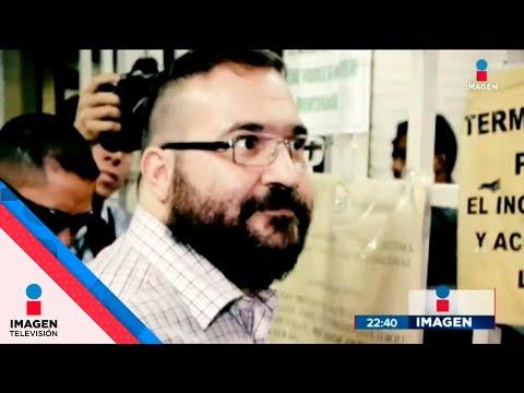 Así trató Javier Duarte a la prensa en Guatemala   Noticias con Ciro Gómez Leyva