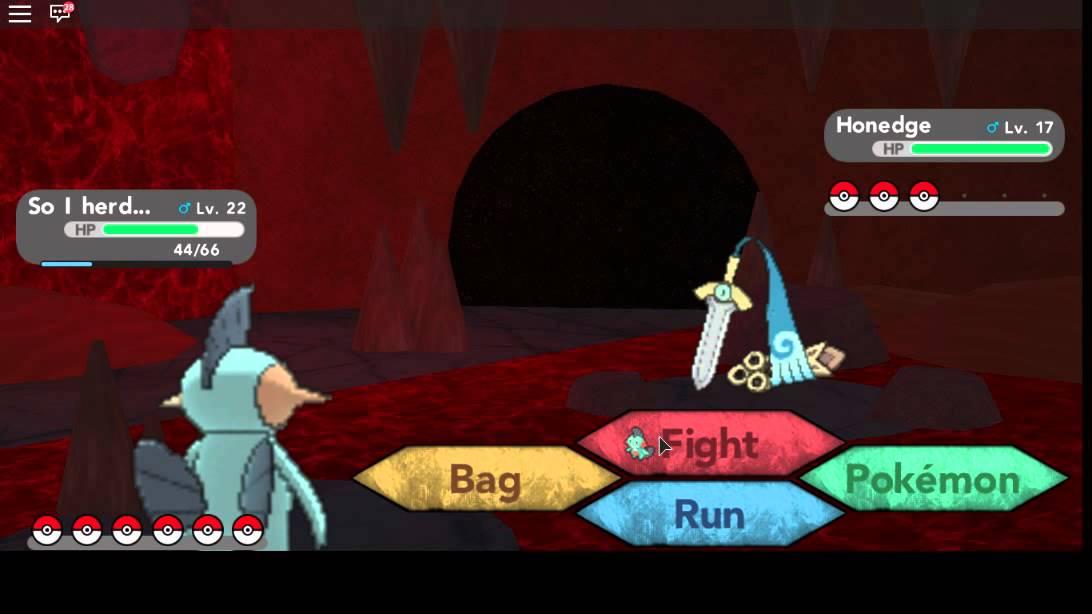 Roblox pokemon battle games