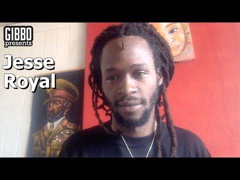 Jesse Royal Talks Lily Of Da Valley & Evolution Of Consciousness