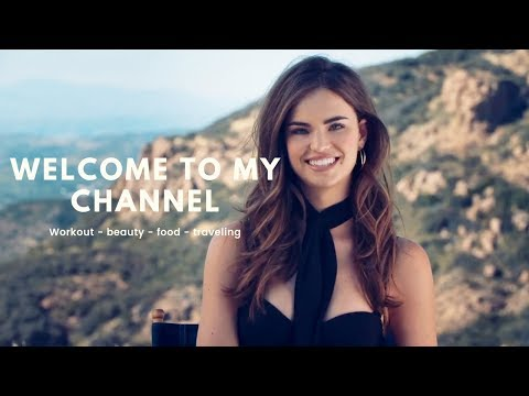 Welcome to my channel!! | channel trailer | Robin Holzken thumbnail