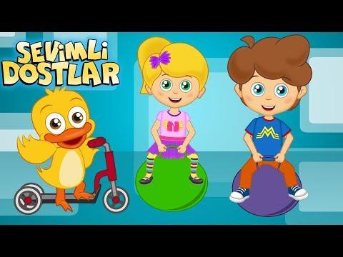Çocuk Şarkıları Dinle 2018 Sevimli Dostlar Dans Et Eğlen Alkışla | Kids Songs And Nursery Rhymes