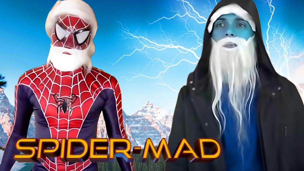 SPIDERMAN Spoof | Hindi Comedy Video | Pakau TV Channel