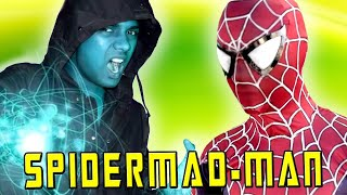 SPIDERMAN Spoof | Hindi Comedy Video | Pakau TV Channel