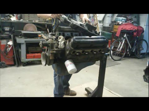 Ford 302/5 0 Engine Tear Down - Step by Step Walk Through (Part 1 of 3)