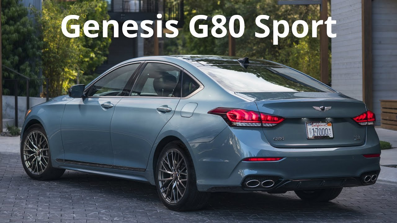 2018 genesis twin turbo. exellent twin 2018 genesis g80 sport  33l twin turbo v6 365 hp and genesis twin turbo n