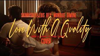 KAROL G,  Damian Jr Gong Marley - Love With A Quality (SkinnyDay & LuisRey, Monique Simone)