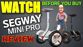 Video Segway miniPRO REVIEW (watch before you buy) download MP3, 3GP, MP4, WEBM, AVI, FLV Agustus 2018