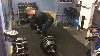 Bulgarian Style Training - Sumo Deadlift, Weighted Dip, Pull Up