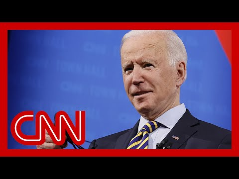 Biden used 3 key stats to make a point. They weren't true