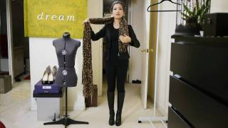 25 Ways to Wear a Scarf - Companion Episode 2