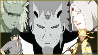 A mini original story of Six Paths Sage Mode Naruto, Rinne Sharinga...