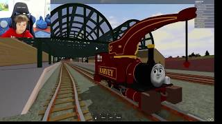 THOMAS AND Friends: THE COOL BEANS RAILWAY TWO! (12.1) - Roblox