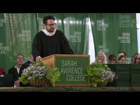 J.J. Abrams Keynote Address to the Class of 2017