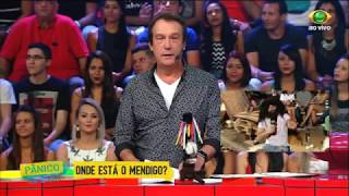 """Pânico Na Band"" Exibe Parte íntima De Humorista Sem Tarja"