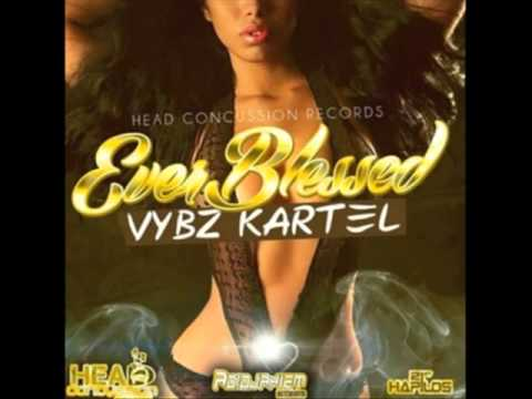 Vybz Kartel - Ever Blessed (Pum Pum) [Nov 2012] [Head Concussion Records]